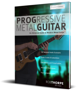 Rob Thorpe progressive metal