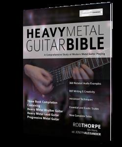 Rob Thorpe heavy metal
