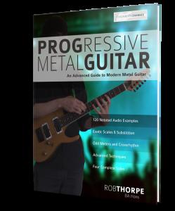 Rob Thorpe progressive metal